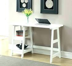 post small study desk desks table for bedroom bed computer folding