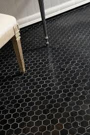 black marble floor tiles. ANN SACKS Nero Marquina 2\ Black Marble Floor Tiles L