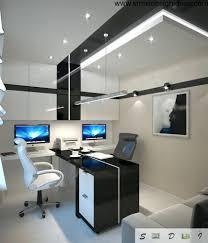 trendy office design. Trendy Home Office Decor Stylish Uniform Design Designs Ideas In A