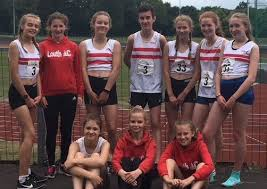 Louth AC clock up the PBs in UK Youth League meet | Louth Leader
