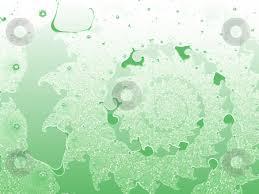light green design. Brilliant Green Light Green Smooth 2d Shallow Fractal Design To I