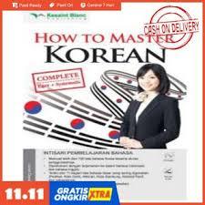 Kunci jawaban lks intan pariwara ku. Buku Bahasa Korea How To Master Korean Cd Audio Shopee Indonesia