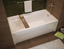 destiny acrylic alcove bathtub 60 x 32 maax exhibit soaker alcove bathtub acrylic modern design
