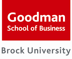 goodman logo. goodman school of business logo