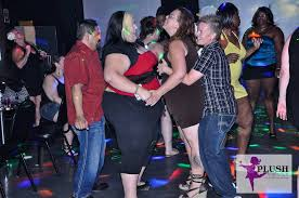 Bbw dance party clubs