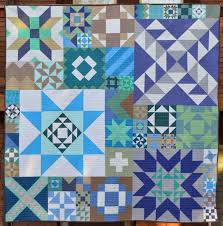 685 best Quilts: Cotton (Pieced, Appliqued, Etc.) images on ... & Happy Quilting: Modern Building Blocks - Back to Nature Edition Adamdwight.com