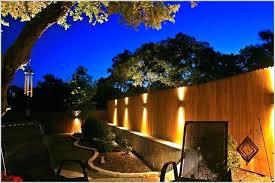 fence solar lights outdoor fence lights a awesome stylish ideas outdoor fence lighting best outdoor solar