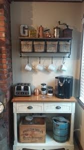 coffee bar furniture home. 20 DIY Coffee Bar Ideas For Your Amazing Home | Basement Kitchen, Furniture And Basements B