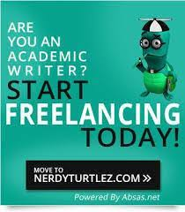 lance academic writing jobs online in up for grabs image 1
