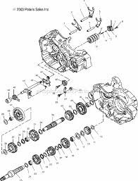 polaris predator 500 engine diagram beautiful polaris a04gj50aa parts list and diagram 2004 of polaris predator