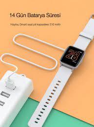 Haylou LS 01 Akıllı Saat - IP68 Suya Dayanıklı - Nabız Takip Fiyatı