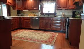 rug in kitchen with hardwood floor marvelous area rugs for floors innovative home interior 2
