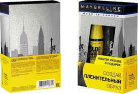 106 отзывов на Подарочный <b>набор Maybelline New</b> York Тушь ...