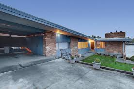 Mid Century Modern Homes Seattle Magazine