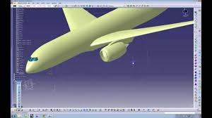 Catia Aircraft Design Tutorial Pdf Catia V5 Tutorial How To Design An Aircraft On Catia Boeing 787 Part 3