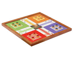 "Wooden Ludo Board Game Bulk Wholesale 100"" Square Classic Ludo Wooden Board Game Board Set 50"
