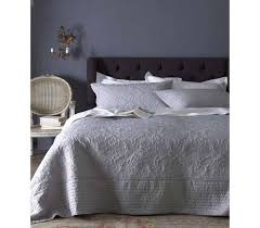 33 best bedspreads greys to blacks images on Pinterest ... & Genoa. Quilted ... Adamdwight.com
