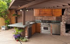 outdoor kitchens are becoming one of the hottest trends in home improvement