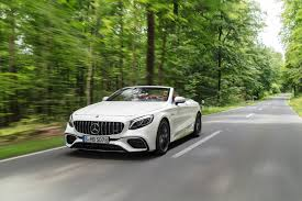 2018 Mercedes-Benz S-Class Coupe, Cabriolet Get Refreshed with New ...
