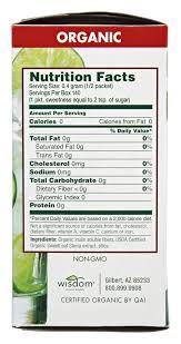sweetleaf organic stevia sweetener 70 packets