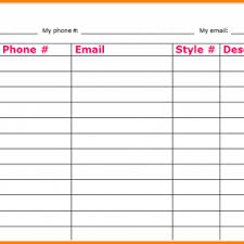 Fundraising Template Excel Unique Free Printable Fundraiser