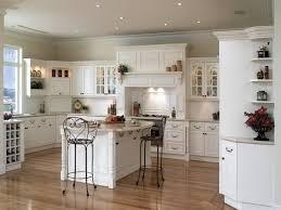 image of white kitchen decorating themes