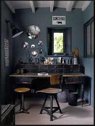 industrial office decor. INDUSTRIAL OFFICE FEATURES EXPOSED BRICKS \u0026 CONCRETE CEILINGS Industrial Office Decor I