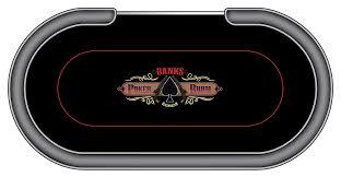 custom poker tables. Custom Poker Table Felt Tables