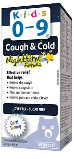 Hyland S 4kids Cold N Cough Nighttime Dosage Chart Kids 0 9 Cough Cold Nighttime Formula Syrup Great Tasting
