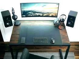 modern minimalist office computer. Minimalist Office Desk Computer Setup Ideas Throughout Minimal Remodel Modern Desktop Table D