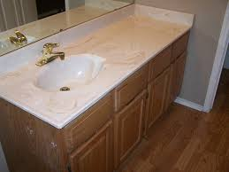 cultured marble vanity tops refinish