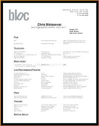 Audition Resume Templates Dance Resume Template 650 829 Dance Resume Template
