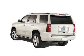 2015 Chevrolet Tahoe Review: This Truck Says YES | A Girls Guide ...