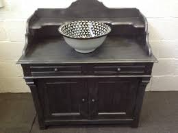 victorian pine washstand upcycled metal moroccan pottery sink installed vanity unit la110544 loveantiques com