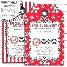 Gift Tag Template Publisher Xmas Tags Template