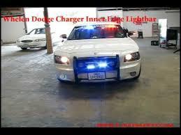 whelen dodge charger inner edge interior police lightbar whelen dodge charger inner edge interior police lightbar