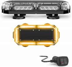 Led Strobe Light Kits For Plow Trucks Hot Item Mini Led Strobe Lights For Trucks Cars Plows And Emergency Vehicles With Magnetic Roof Mount