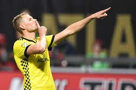 Adam Jahn became the Columbus Crew SC hero with his only touch - Massive  Report