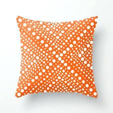 orange outdoor cushions outdoor throw pillow orange outdoor pillow orange throw pillow modern geometric pillow x orange outdoor cushions