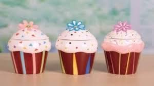 Cupcake Kitchen Decorations Diy Cupcake Kitchen Decor Youtube