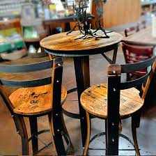 square pub table and chairs bistro table furniture where to patio furniture small round bistro