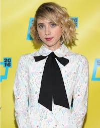 zoe kazan opens up about overcoming anorexia in a first person  neilson barnard getty