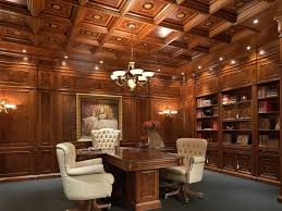 Classic home office furniture colonial house interior traditional New Classic Home Office Furniture