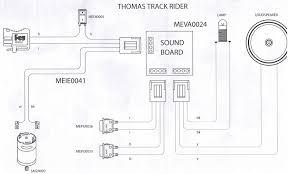 thomas track rider part diagram parts in diagram