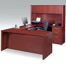 office desk shelves. Desks With Printer Storage Corner L Shaped Office Desk Hutch Black And Cherry Open Shelves