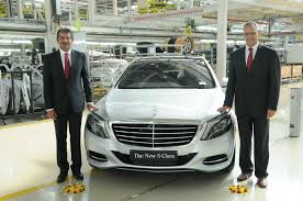 new car release in india 20142014 Mercedes S Class Indian assembly begins 20L price cut