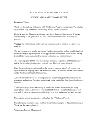 Prepossessing Property Manager Resume Cover Letter For Residential