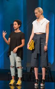 Project Runway Season 1 Designers Designer Samantha And Her Winning Look From The First