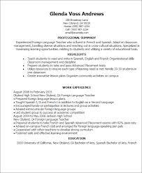 language skills in resumes language skills resume sample resume with language skills samples