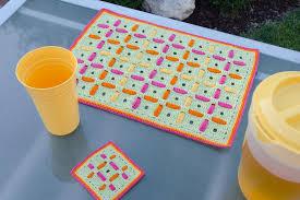 Free Crochet Placemat Patterns Mesmerizing 48 Quick Kitchen Crochet Patterns